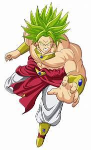 Image - Broly (Legendary Super Saiyan).png - Dragonball ...