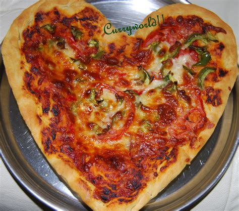 vegetarian pizza vegetable pizza curryworld