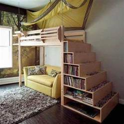Corner Bookcase Espresso by 15 Examples Of The Super Cool Loft Bed For Grownups