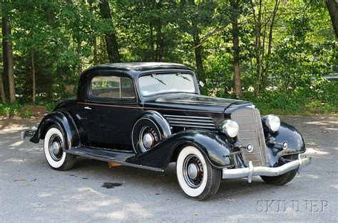 1935 Buick Series 60 Sport Coupe  Sale Number 2744m, Lot