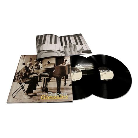 Introducing Rubén González 2lp 180 Gram Vinyl Buena Vista