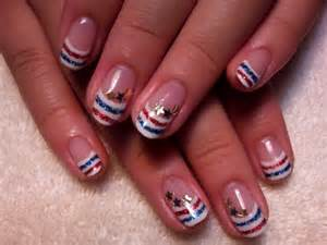 Gorgeous th of july nails designs nail design ideaz