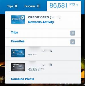 Credit Points Berechnen : how to combine your chase ultimate rewards points together ~ Themetempest.com Abrechnung