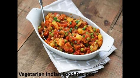 vegetarian indian food recipesindian vegetarian recipes