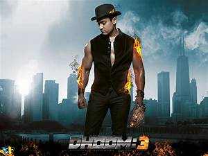 Hd wallpaper of dhoom 3 bikes
