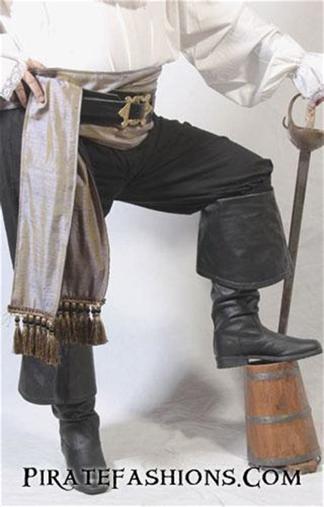 pirate pants knee breeches  slops pirate fashions