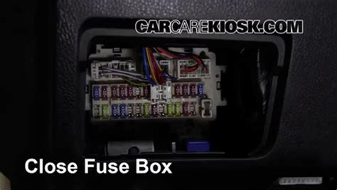 2010 Nissan Maxima Fuse Box Location by Interior Fuse Box Location 2009 2014 Nissan Maxima 2013