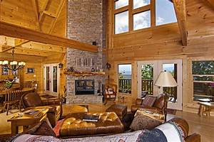 The Top 3 Most Luxurious Log Homes Custom Timber Log Homes