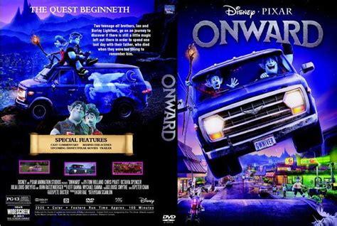onward  dvd custom cover    images dvd