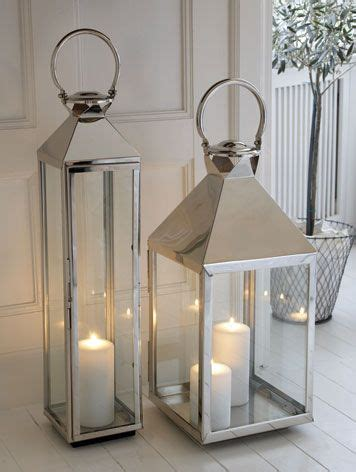 Table Lamps Silver by Best 20 Hurricane Lamps Ideas On Pinterest Hurricane