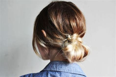 buns    forget  topknot brit