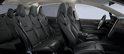 Tesla Suv Interior Drive Trim Wheel Seat