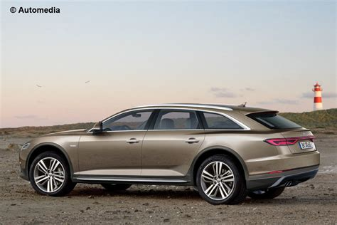 Audi Allroad 2018 by Scoop Audi A6 Allroad 2018 Vroom Be
