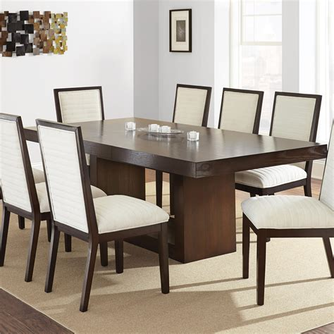 steve silver antonio dining table  contemporary
