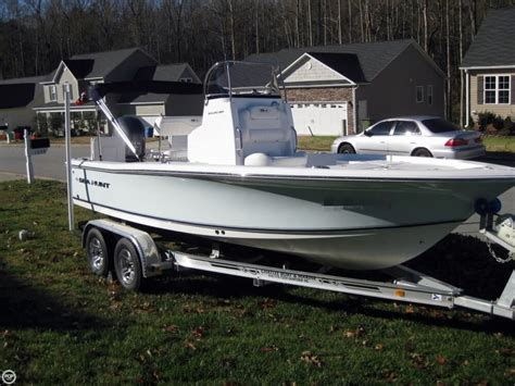 Sea Hunt Boats Bx 20 Br by 2015 Used Sea Hunt Bx 20 Br Bay Boat For Sale 36 700