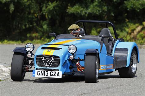 Caterham Seven 620r Review