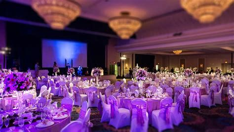 purple decorations centerpieces bar bat mitzvah