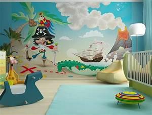 Piraten Deko Kinderzimmer : kinderzimmer als piratenzimmer einrichten ~ Lizthompson.info Haus und Dekorationen