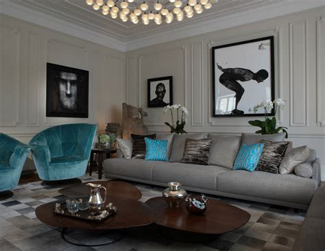 Grey And Turquoise Living Room Decor by 24 Gray Sofa Living Room Furniture Designs Ideas Plans