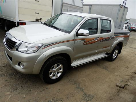 2018 Toyota Hilux Pick Up Photos 25 Diesel Manual For Sale