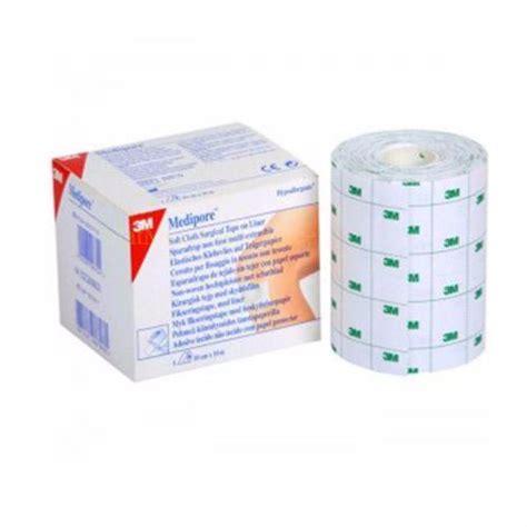 Medipore 3m, Pansement Hypoallergénique, Sparadrap Rouleau