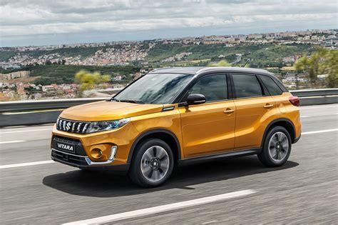 New Suzuki Vitara hybrid on the way | Auto Express