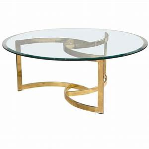 xjpg With circular coffee table glass top