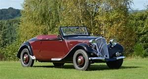Citroen Traction Cabriolet : 1934 citroen traction avant 7b cabriolet classic driver market ~ Medecine-chirurgie-esthetiques.com Avis de Voitures