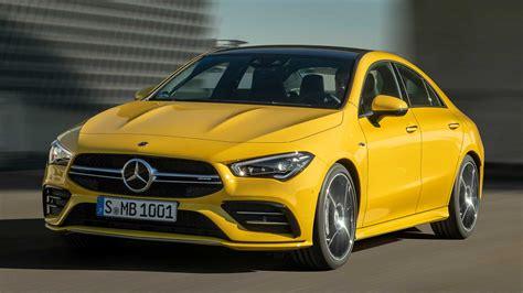 If you make changes to these default values, the estimated monthly. Mercedes-Benz AMG CLA 35 Coupé Hírek és tesztek   Motor1.com