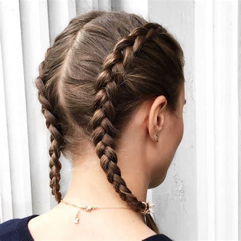 insta haartrend boxer braids beauty frisuren