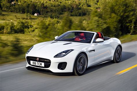 2018 Jaguar F-type 2.0 First Drive Review