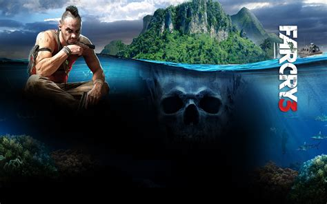 Far Cry 3 Game Wallpapers  Hd Wallpapers  Id #12003