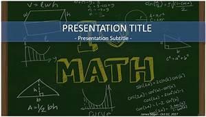 mathematics powerpoint template math powerpoint template With math powerpoint templates free download