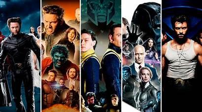 Movies Order Xmen Fox Film Filmy Denofgeek