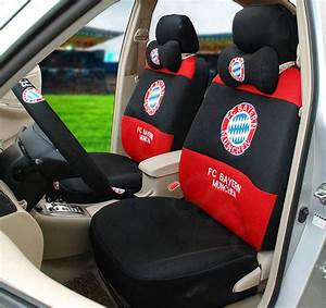 Bayern Automobiles : buy wholesale unique fc bayern munchen universal automobile cars seat covers sandwich fabric ~ Gottalentnigeria.com Avis de Voitures