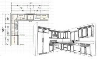 12 X 15 Kitchen Layout