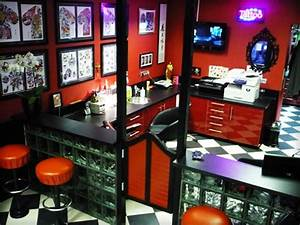Dick de Wit's Magic Tattoo Studio