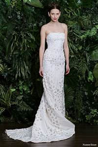 naeem khan bridal fall 2014 wedding dresses wedding With miami wedding dresses