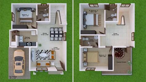 Home Design 20*30 : House Design 20 X 30