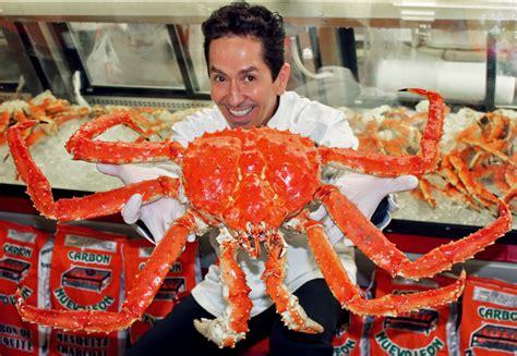photo king crab basin close  crab