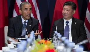 It would surprise no one if President Obama and Chinese ...