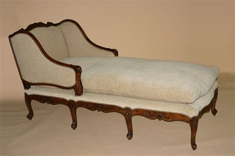chaise louis 15 louis xv period chaise longue