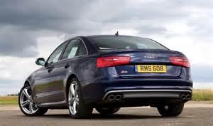 2013 Audi S6 Lowered On Volk Vr.g2's