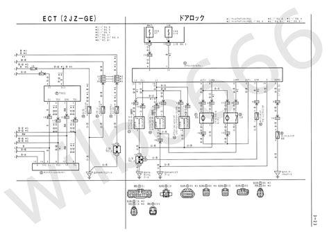 95 Toyotum Supra Engine Diagram by Wilbo666 2jz Ge Jza80 Supra Engine Wiring