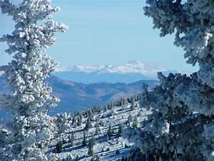 Rocky Mountains in the Winter | Traveling | Pinterest