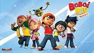 daftar karakter boboiboy wikipedia bahasa indonesia
