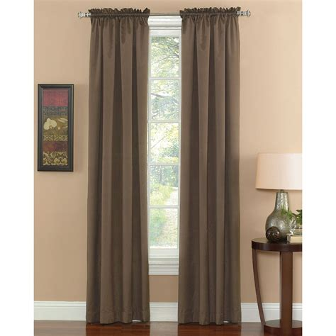 kmart black sheer curtains energy saving black window panel boost efficiency with