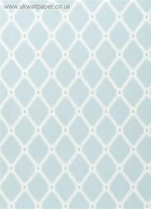 Download Blue Trellis Wallpaper Gallery
