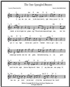 Star Spangled Banner National Anthem Music