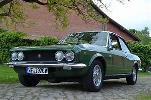 #Fiat #124 BC1 1600 Coupé Sport #italiandesign Fiat